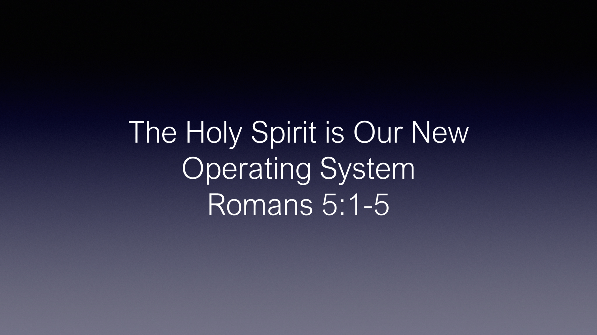 ESH-32 - God Designed The Most Amazing Operating System In The Universe - How Well Is It Working In Your Life (4)