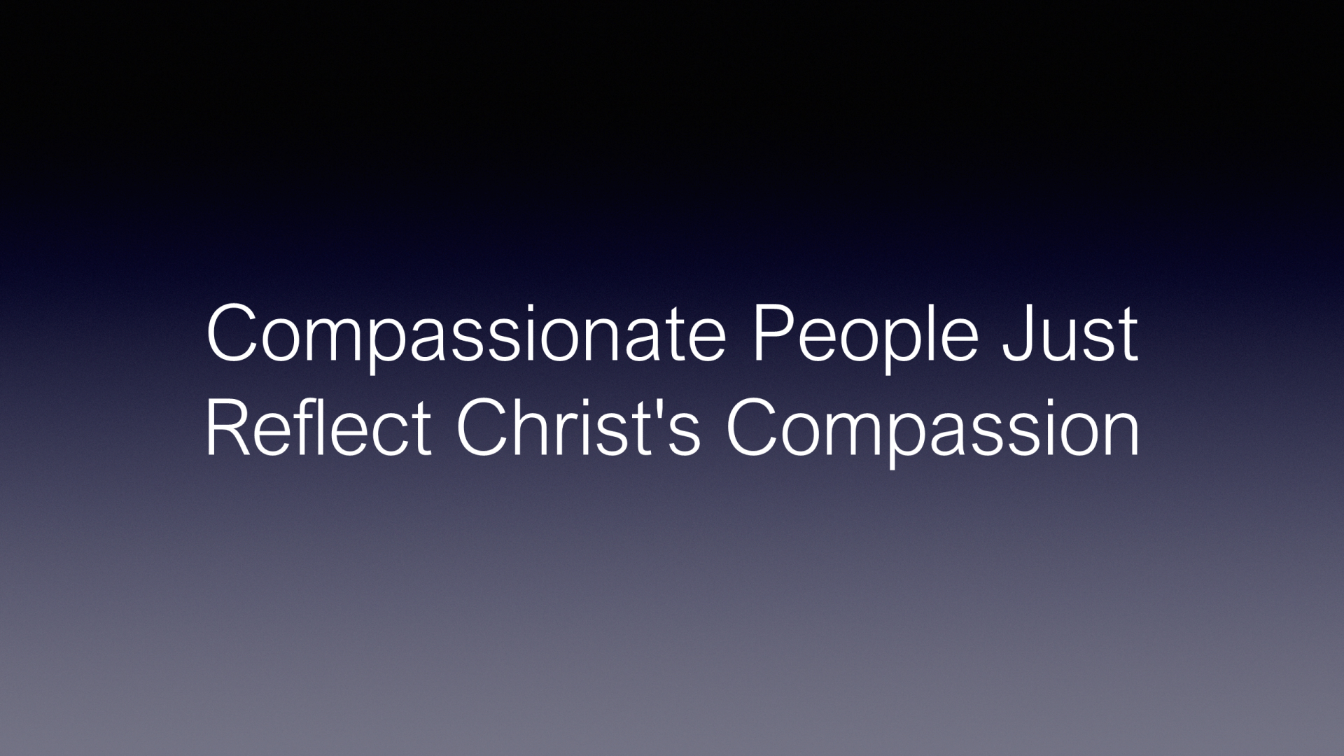HFG-07 - Applying a Biblical Worldview of Love & Compassion (20)