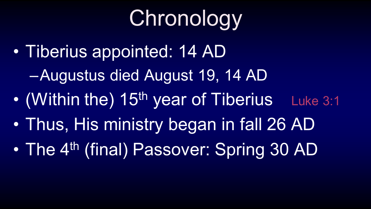 WTB-59 - Walking The Days Of Christ's 3 Year Ministry (23)