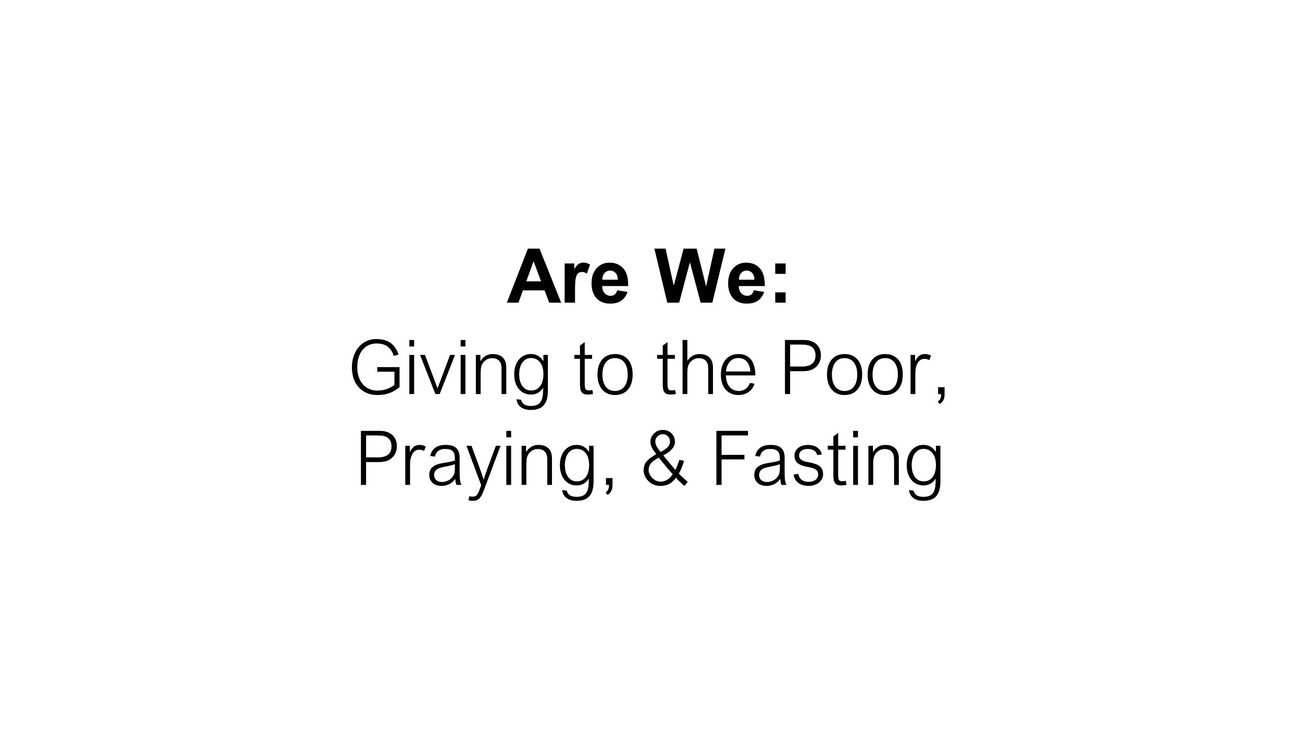 FTF-23 - Hungering For God - A Life Of Prayer & Fasting (8)