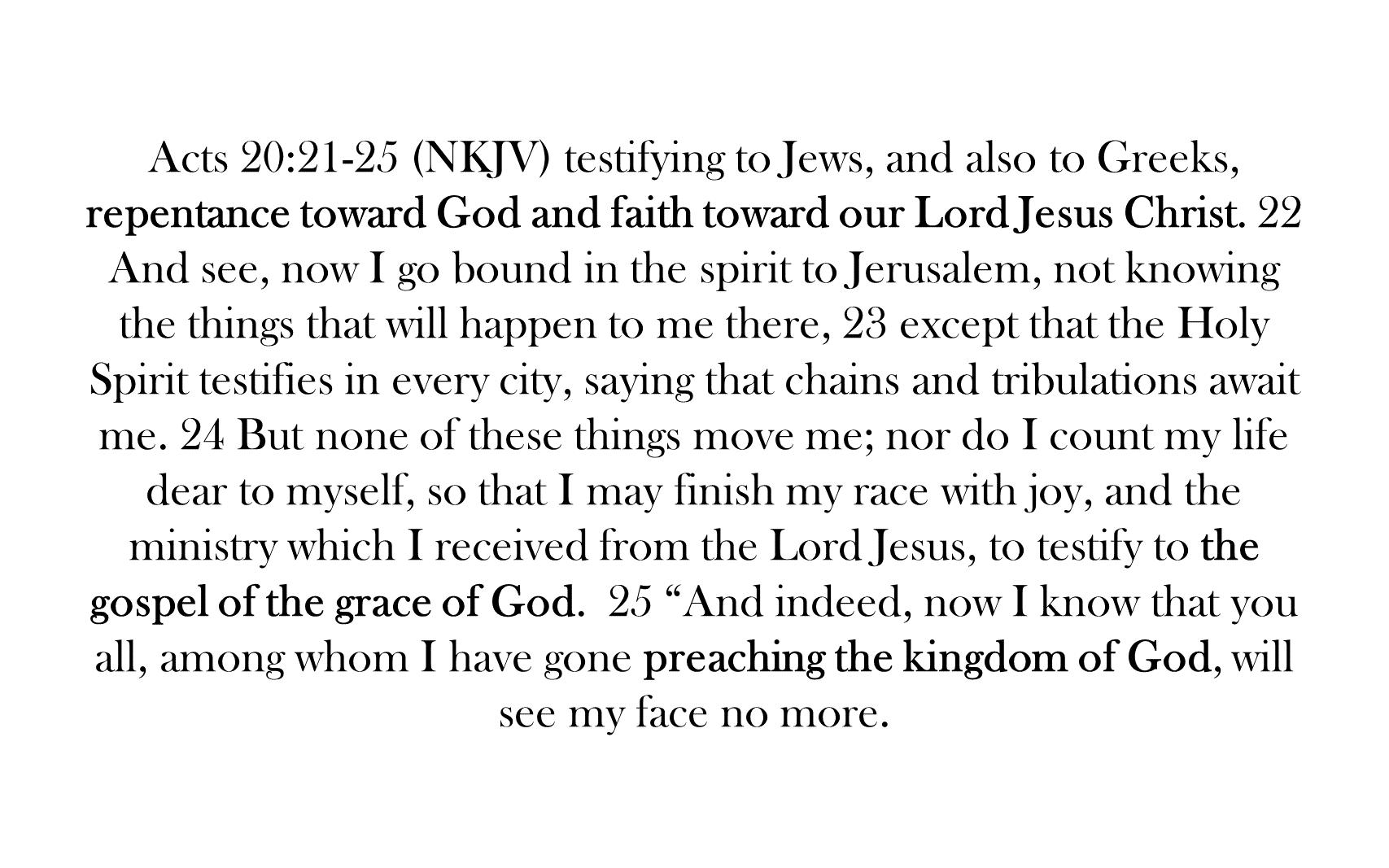 ESH-20 - The Discipline Of Disciple-Making - Seeing, Understanding, Entering, Living, & Seeking The Kingdom Of God ( (10)