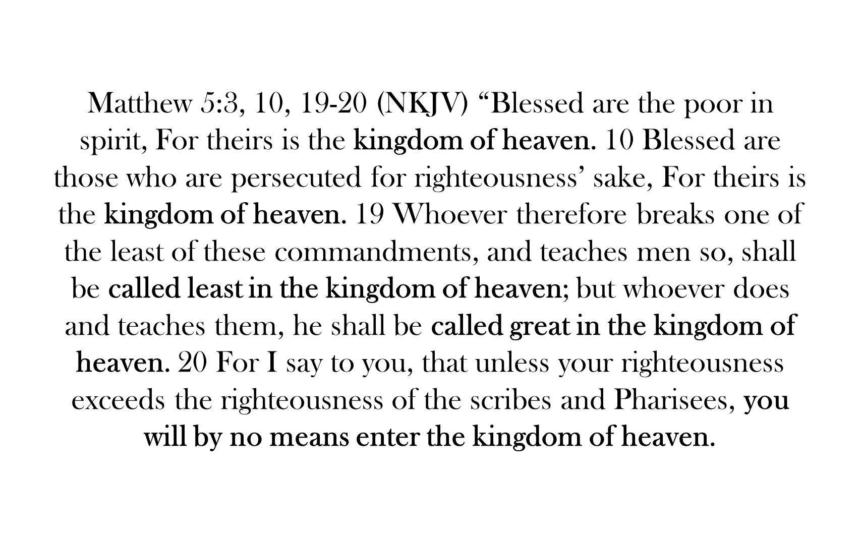 ESH-20 - The Discipline Of Disciple-Making - Seeing, Understanding, Entering, Living, & Seeking The Kingdom Of God ( (14)