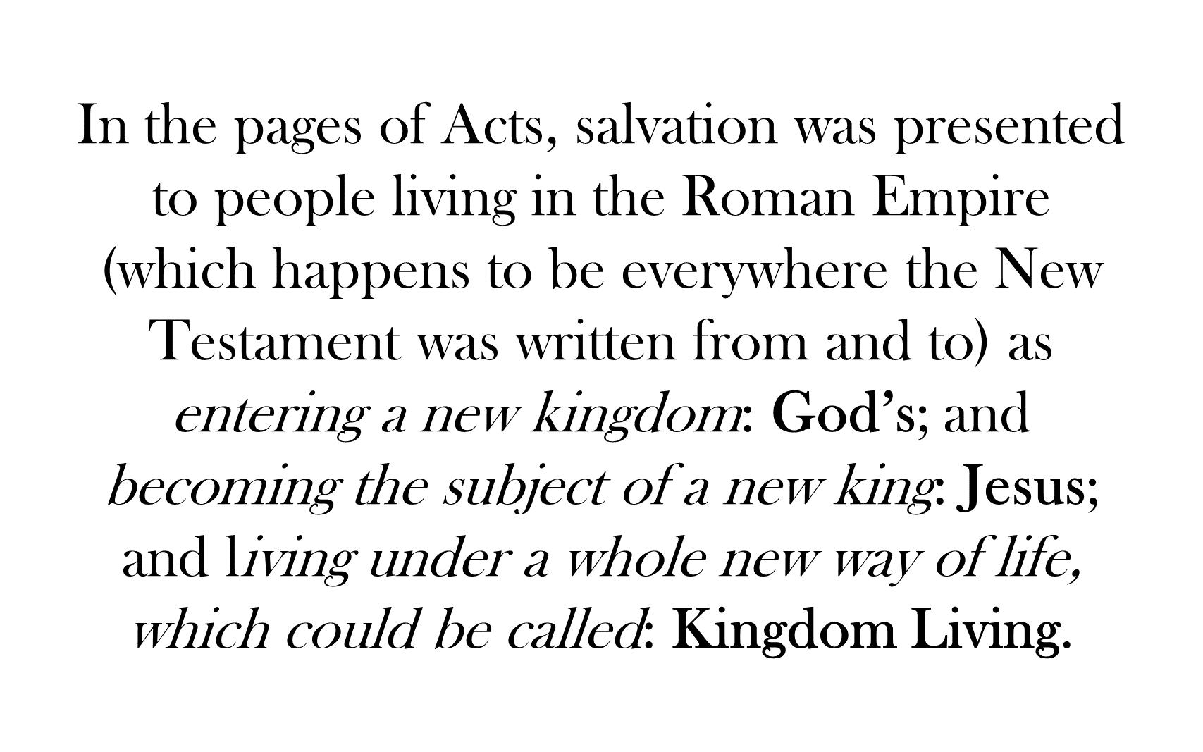 ESH-20 - The Discipline Of Disciple-Making - Seeing, Understanding, Entering, Living, & Seeking The Kingdom Of God ( (3)