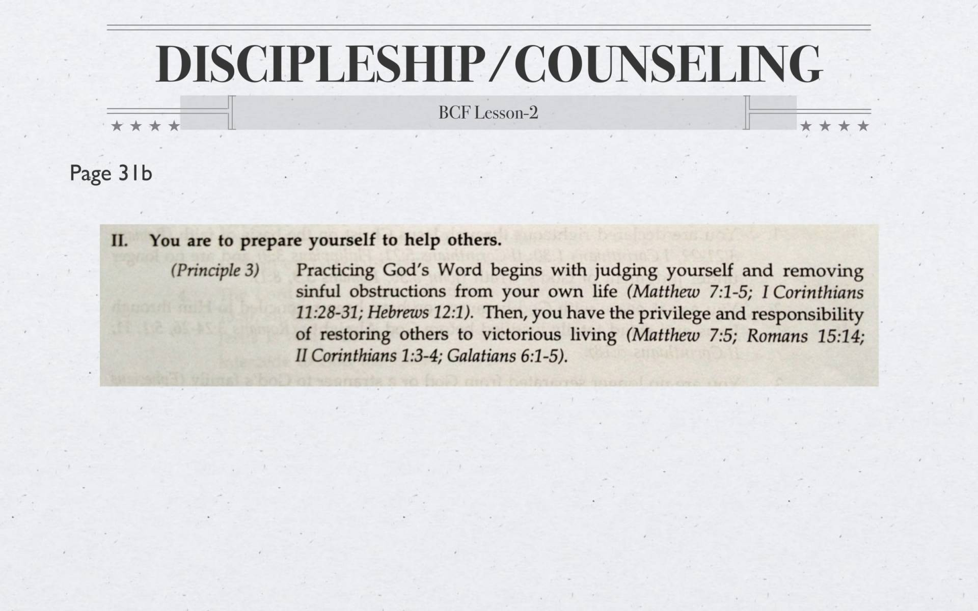 BC&D-04 - How To Focus Your Bible Study Time For Discipleship & Counseling-14