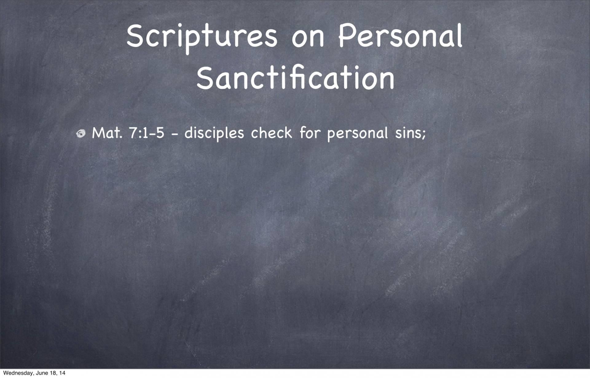 BC&D-05 - Foundations For Santification - Part 1-22