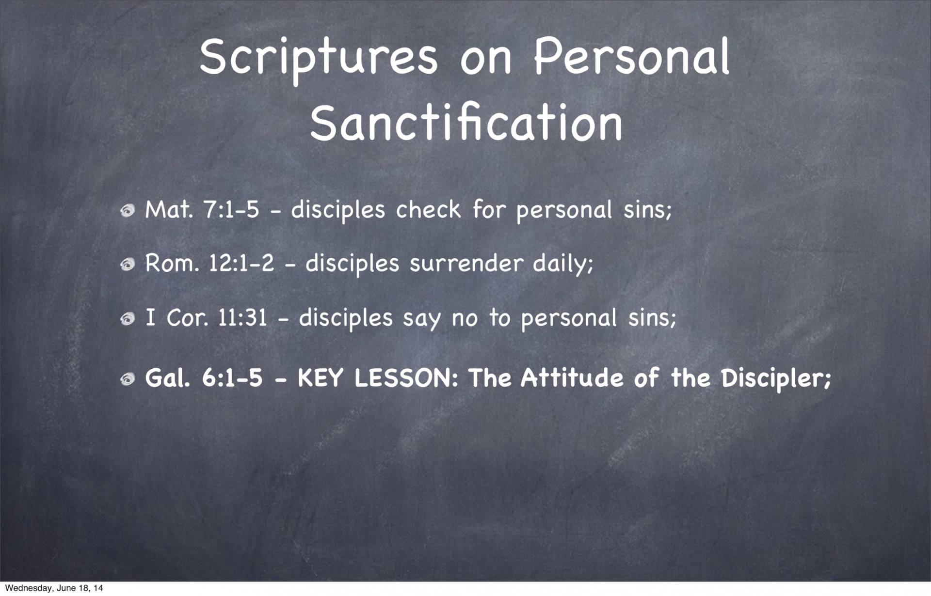 BC&D-05 - Foundations For Santification - Part 1-25