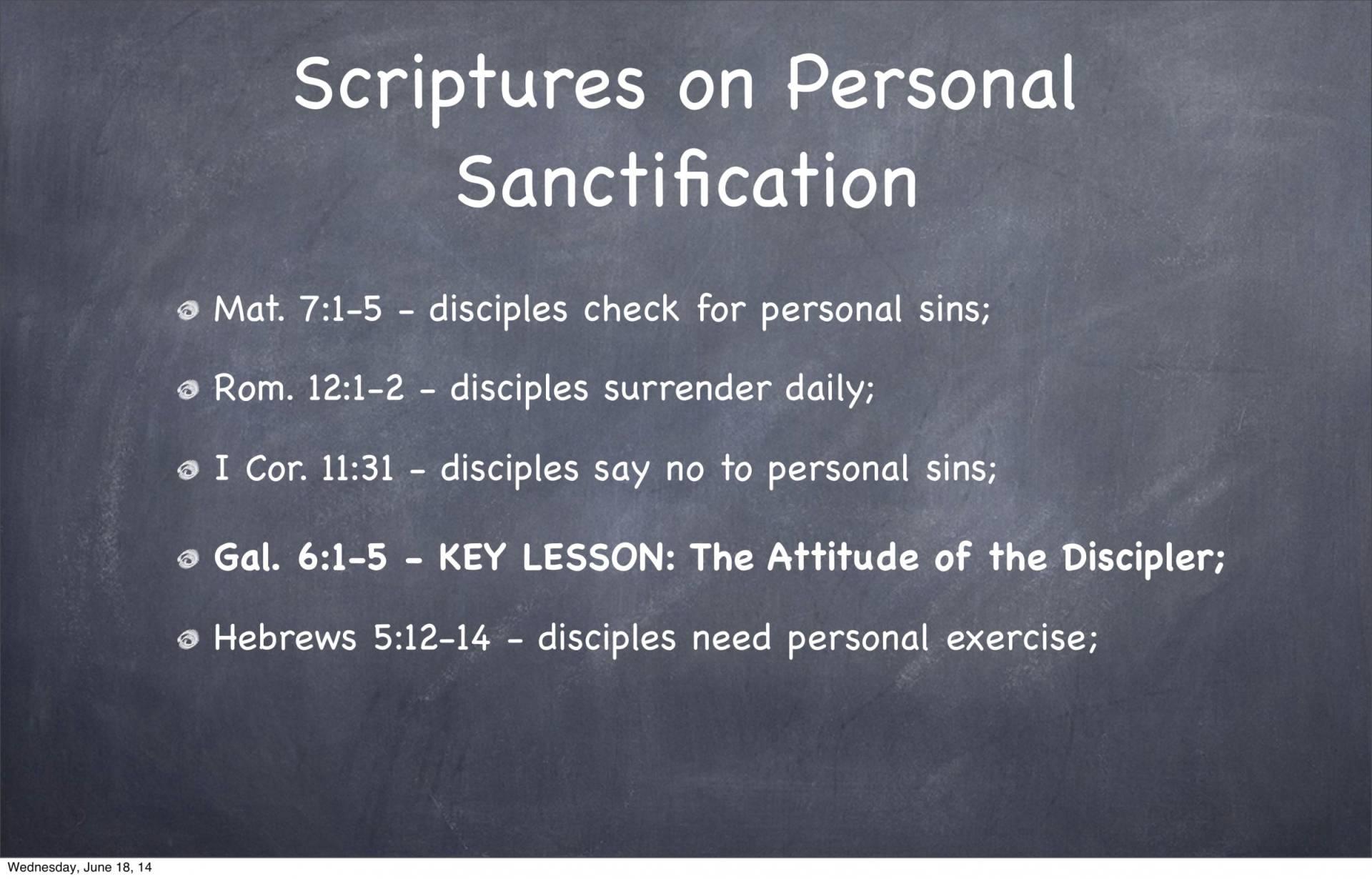 BC&D-05 - Foundations For Santification - Part 1-26