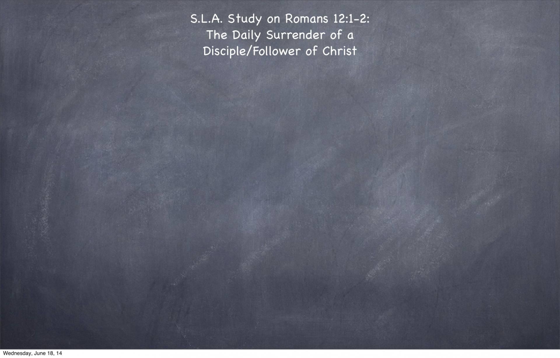 BC&D-05 - Foundations For Santification - Part 1-36