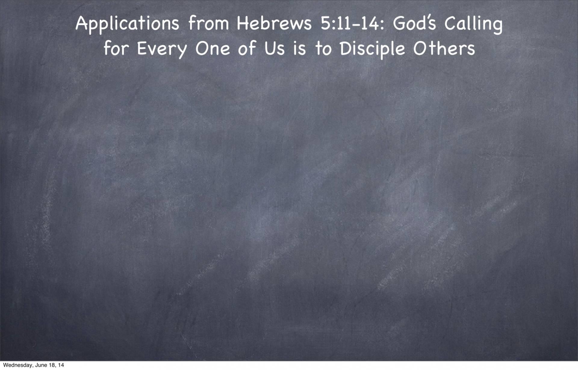 BC&D-05 - Foundations For Santification - Part 1-40