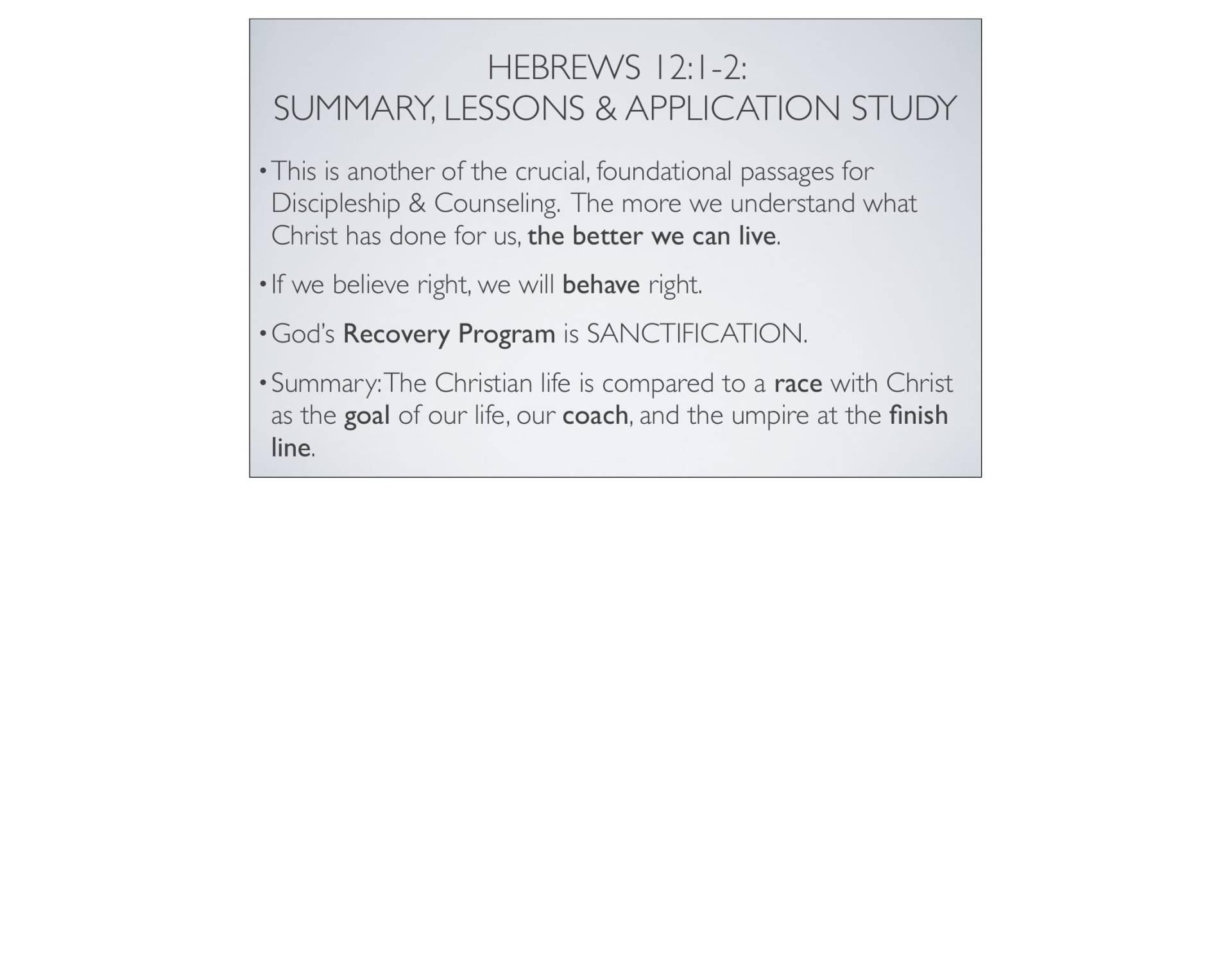 BC&D-06 - Foundations For Sanctification - Part 2-17