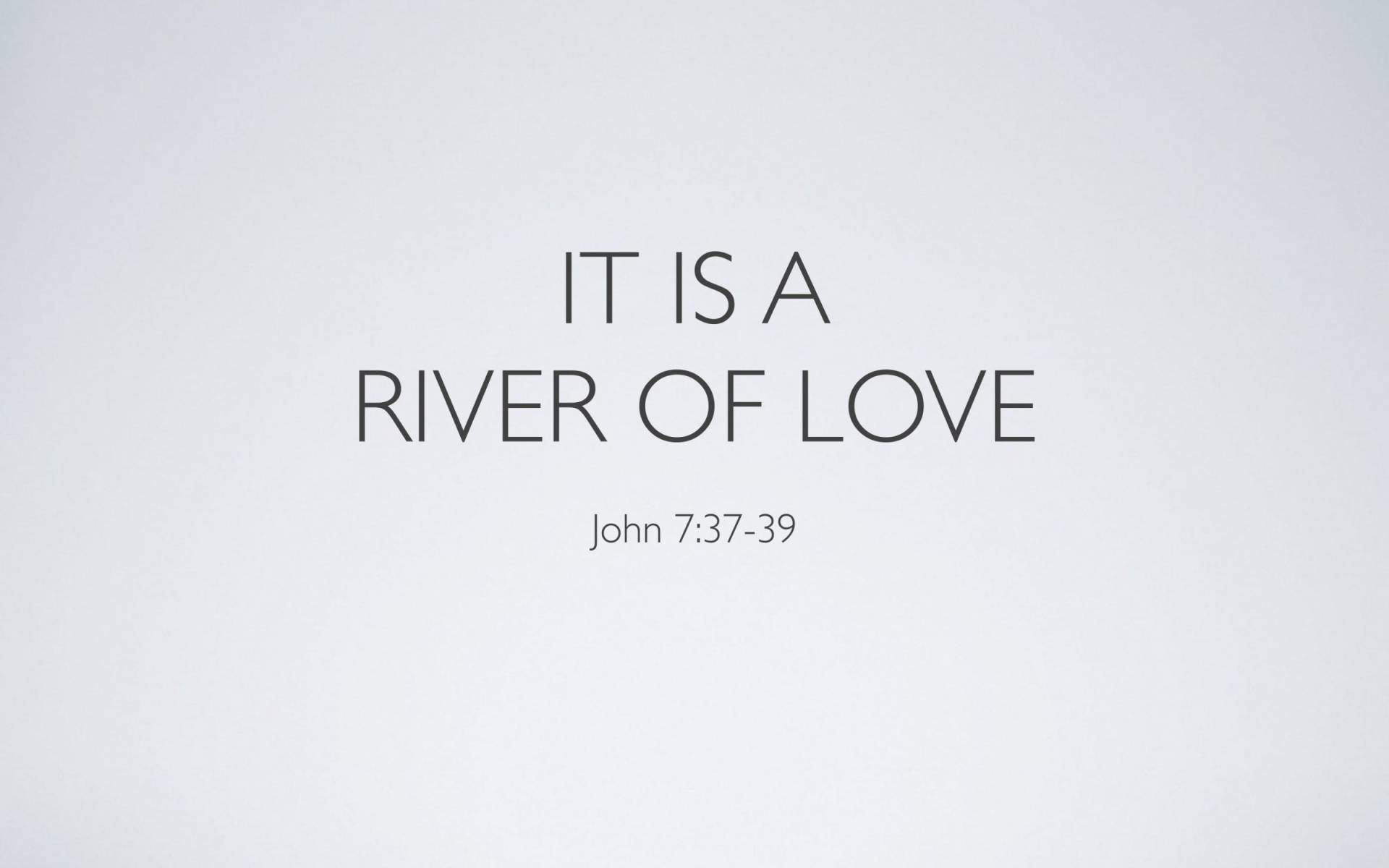BC&D-34 - Lesson 13-2 - The Source Of The River Of Love That Is To Flow Out Of The Life Of A Believer-18