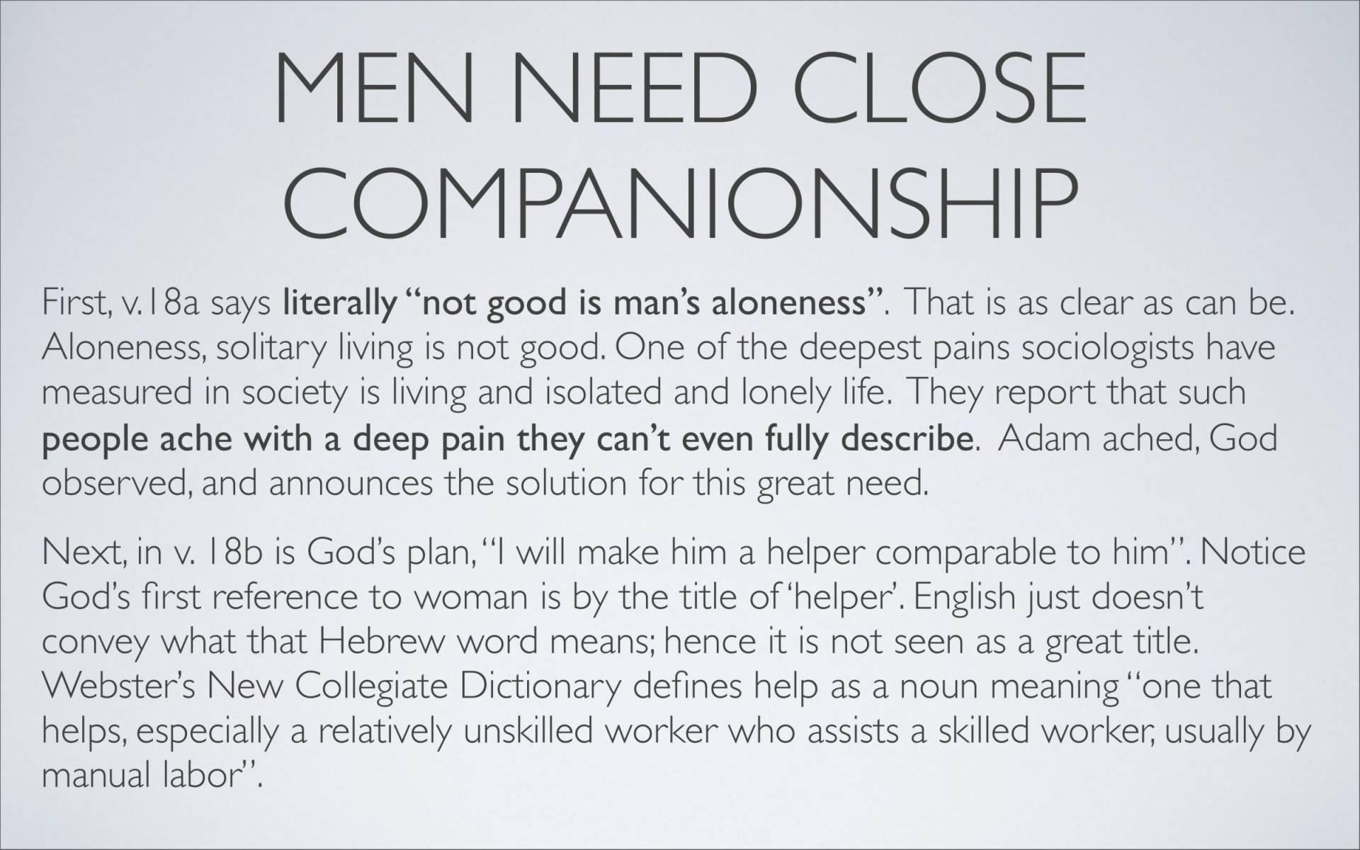 BC&D-37 - Lesson 15-1 - The Marriage Relationship - Husbands-12