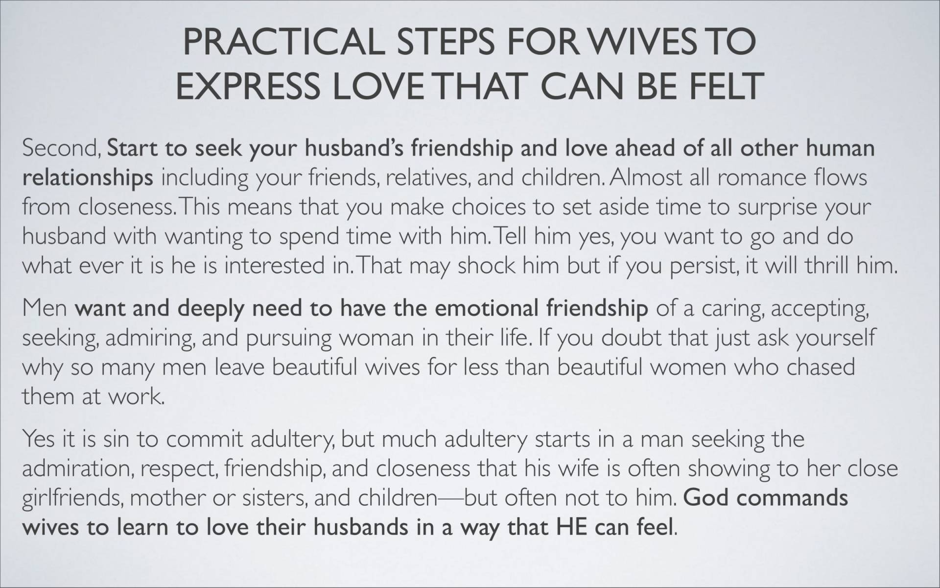 BC&D-38 - Lesson 15-2 - The Marriage Relationship - Wives-24