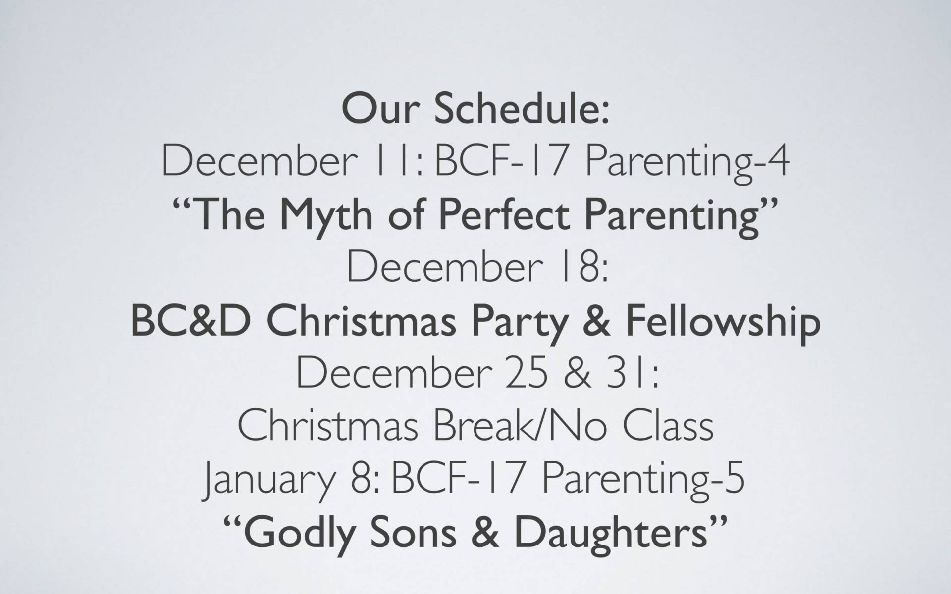 BC&D-42 - Lesson 17-2 - The Myth Of Perfect Parenting-01