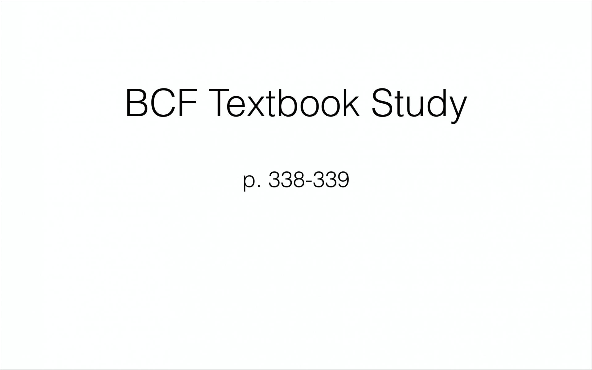 BC&D-48 - Lesson 19-2 - Fear And Worry - Part 2-02