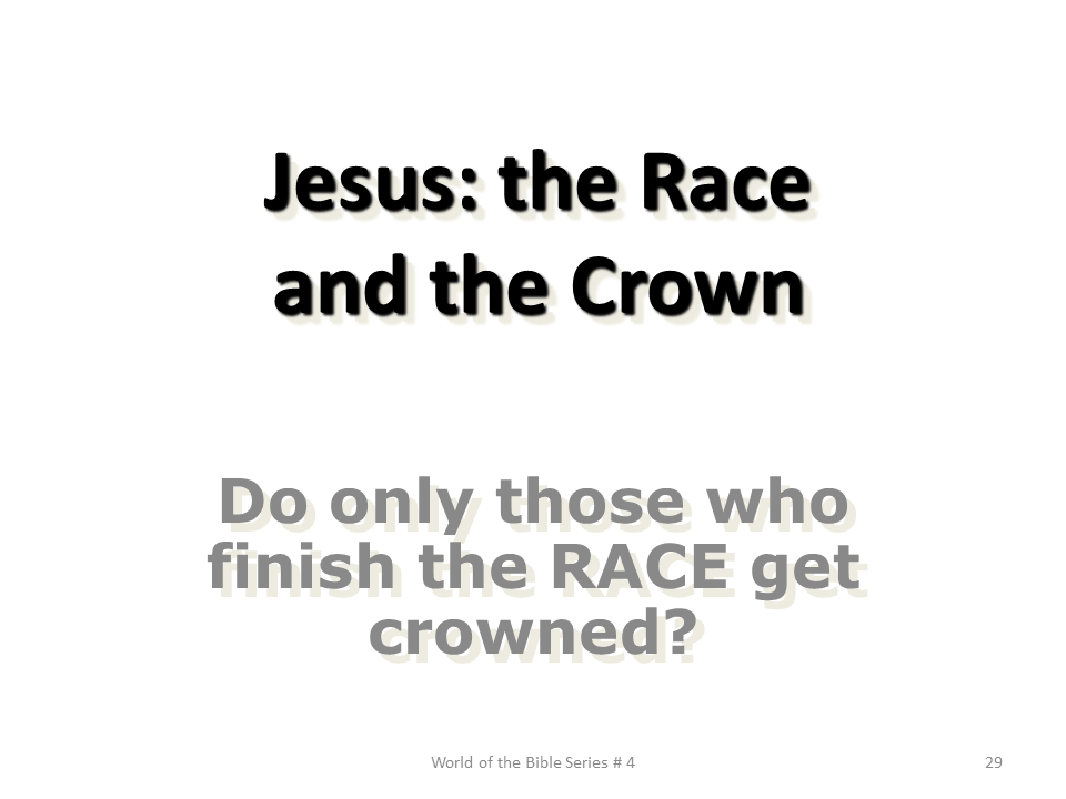 WTB-61 - Ancient Rome, Running The Race, And Looking Unto Jesus Today (29)