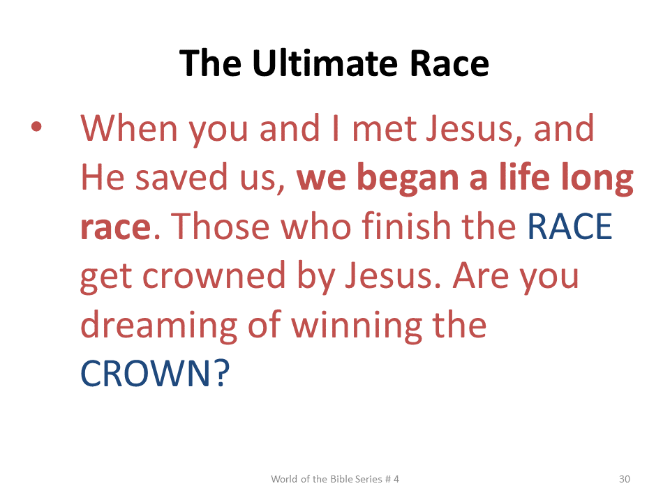 WTB-61 - Ancient Rome, Running The Race, And Looking Unto Jesus Today (30)