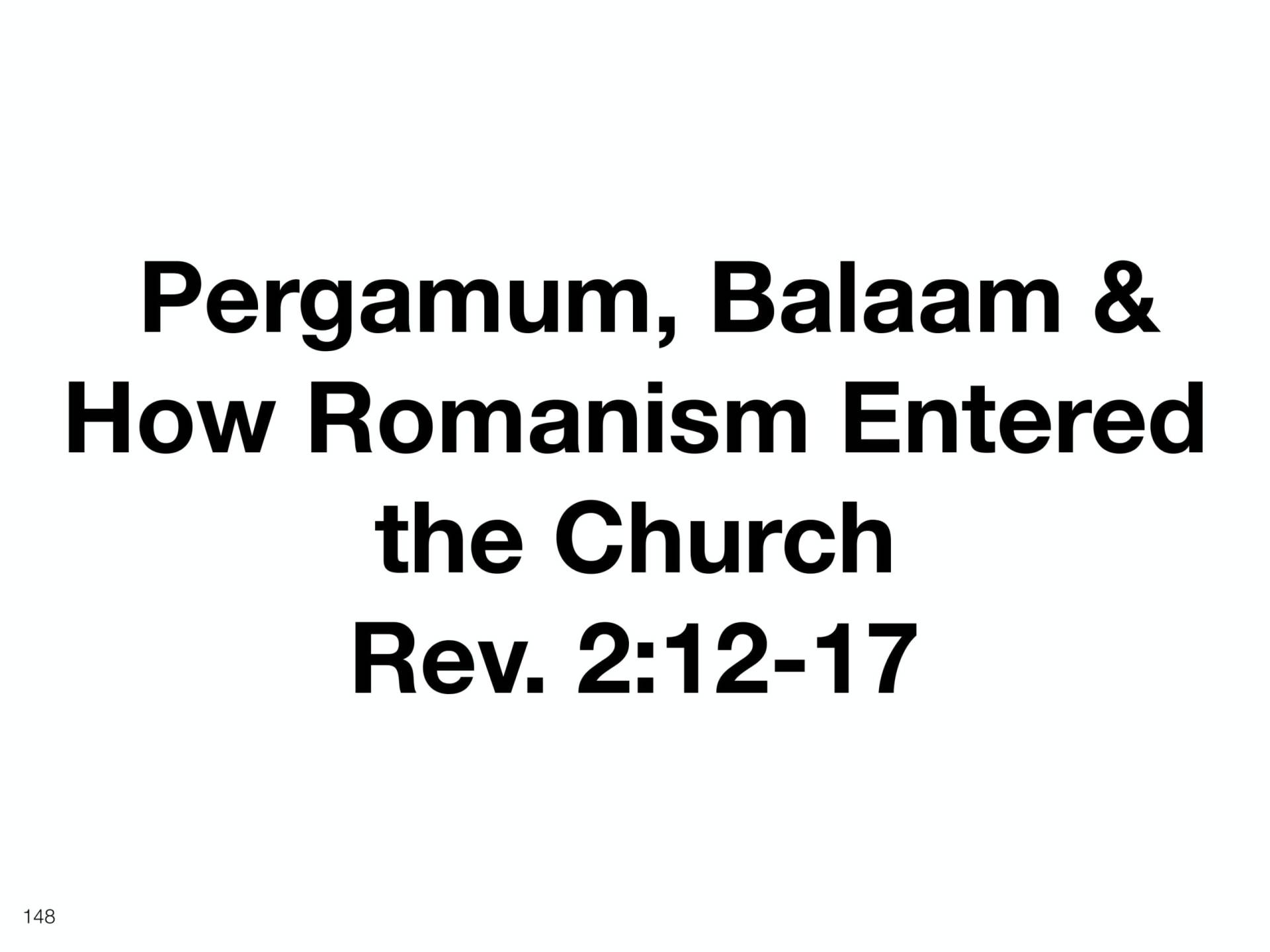 WOL2018 Hungary - 08 - Christ's Last Words To His Church - Satan's Religions, Paganism, & The E (9)