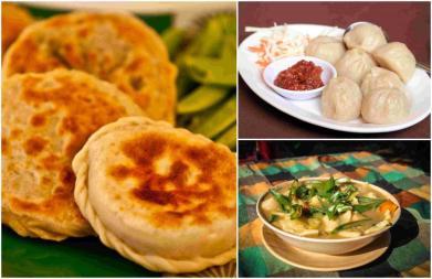 Tibetan Origin Foods Popular in Sikkim