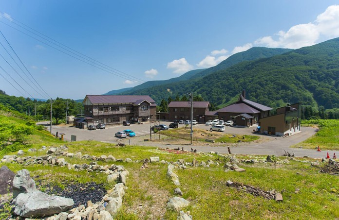 An accommodation plan that includes dinner and breakfast at Tsukinosawa Onsen Kitazuki Sanso