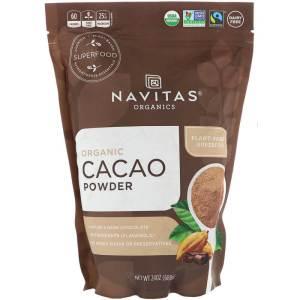 Navitas Organic Cacao Green Powder
