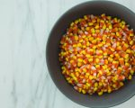 Vegan Candy Corn Recipes with Ingredients