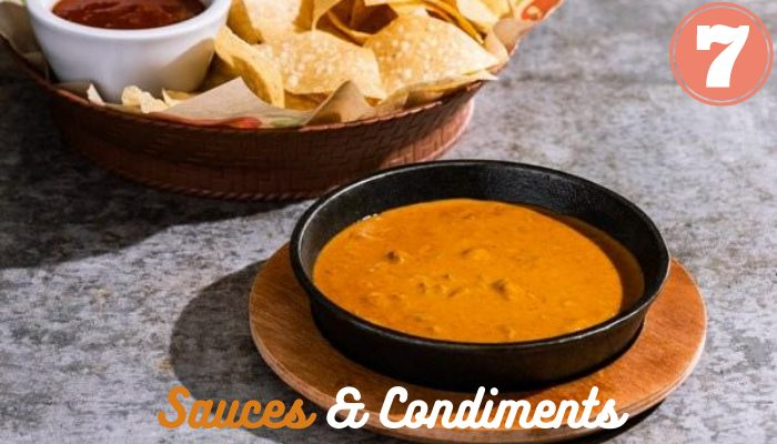 List of Vegan Sauces and Condiments at Chili's