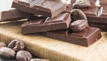 Chocolate & its myths: FOR THOSE WHO CAN ONLY RESIST TEMPTATION