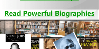 How to become smart by reading biographies and autobiographies