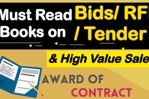 Books on how to write a tender proposal & RFP Bids