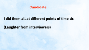 Brilliant IAS Interview Questions and answers Sundaravathanan Ekambaram UPSC civil services 2015