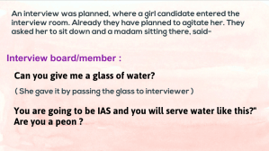 Brilliant IAS Interview Questions and answers