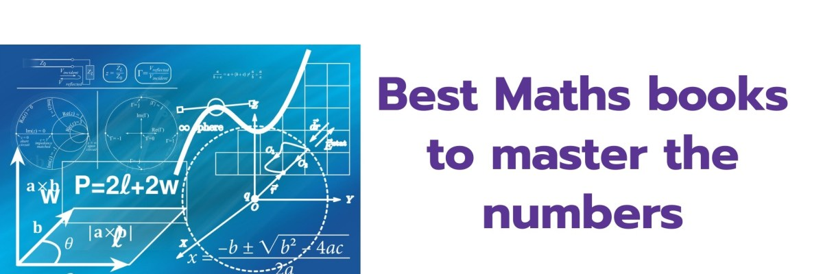 Best books to master the numbers   fun with Mathematics