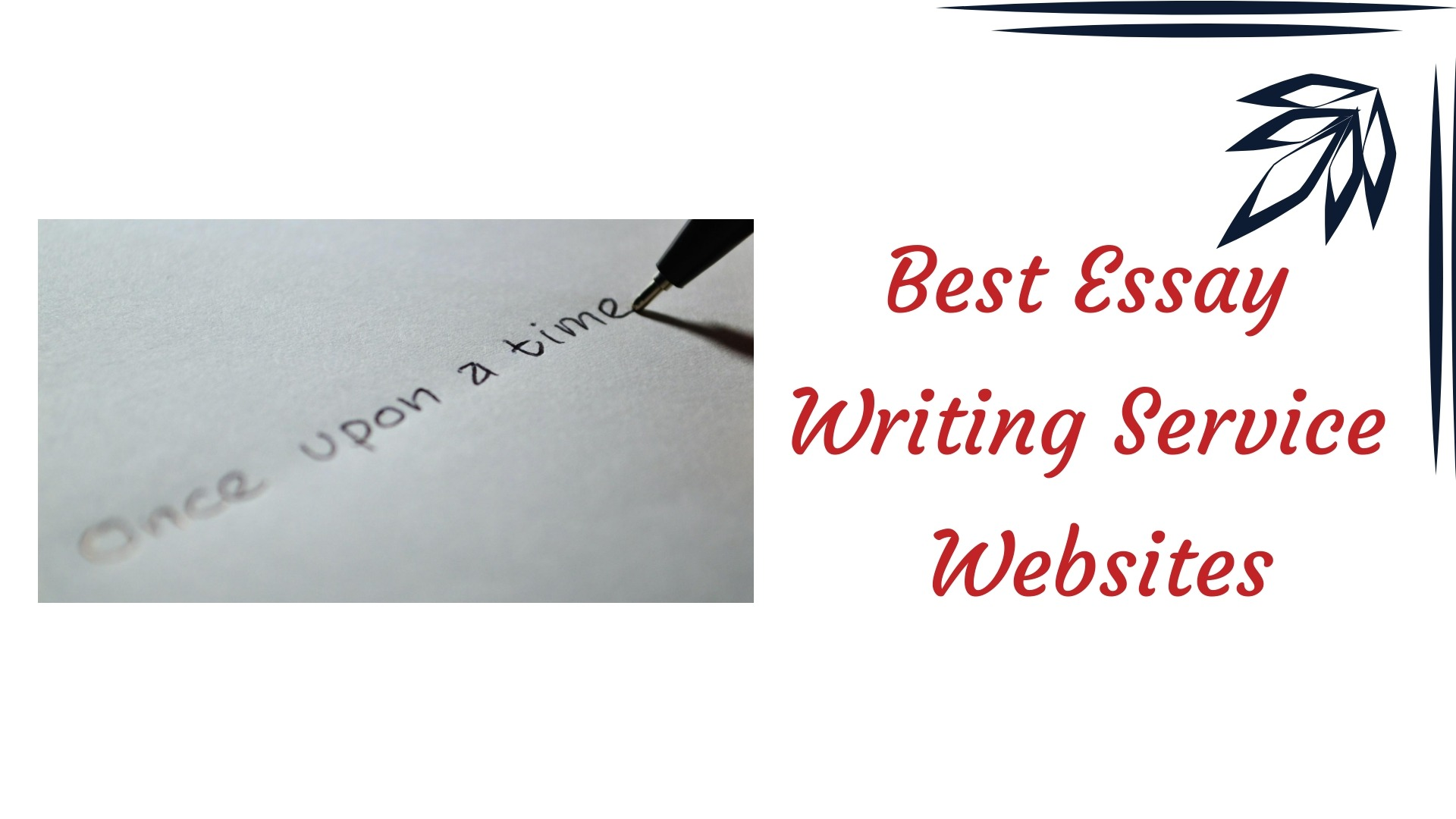 Next Big thing in essay writing service | Best websites