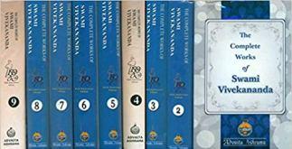 Swami Vivekananda Amazon Setof 10 books