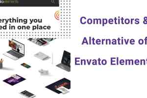 Competitors and Alternative of Envato Elements