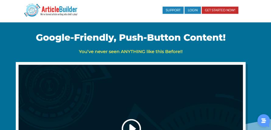 Online Auto Content creator - Best Article Generator