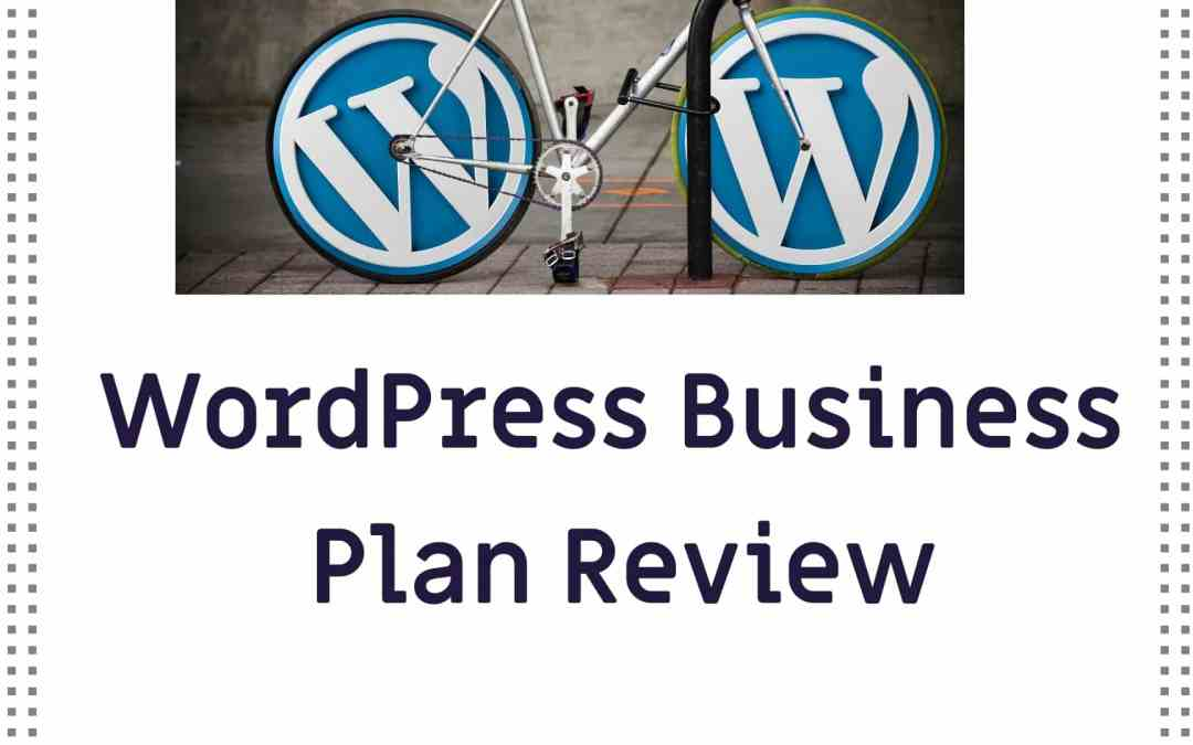 Is WordPress business plan worth it? Review, pros & cons