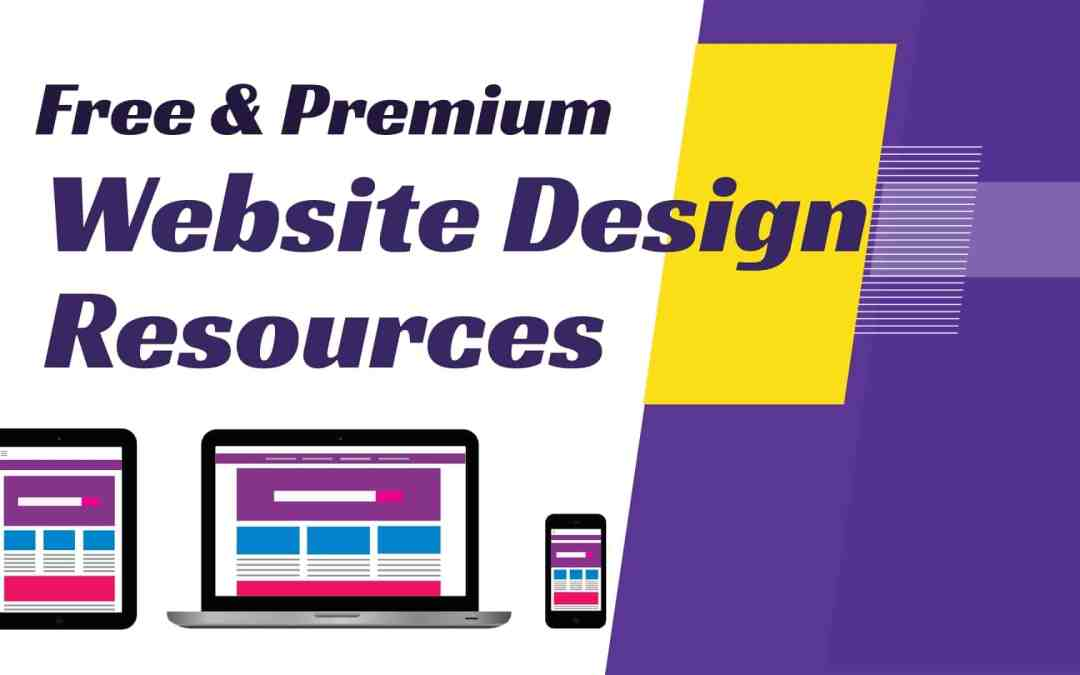 10+ Free & Premium Web-Design Resources & tools: Are They Capable of Easing Your Work?