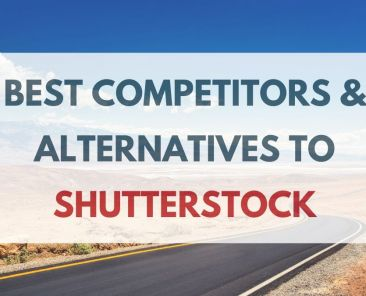 Alternatives & competitors of Shutterstock