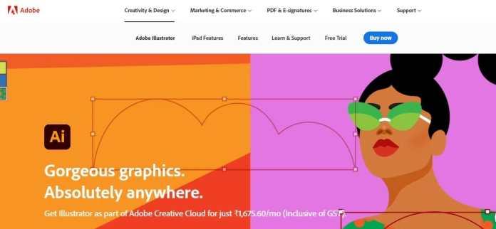 Adobe Illustrator vs Spark