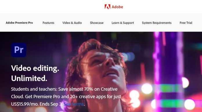 Adobe Premiere Pro vs Rush