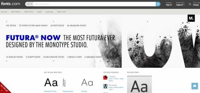 fonts.com art text generator