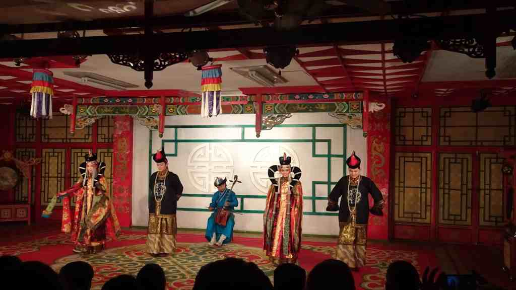 Traditional clothes - dance