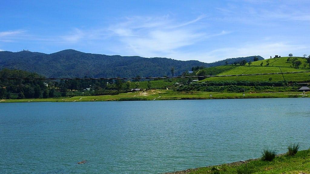 Nuwara Eliya Lake Gregory copyright Rehman Abubakr