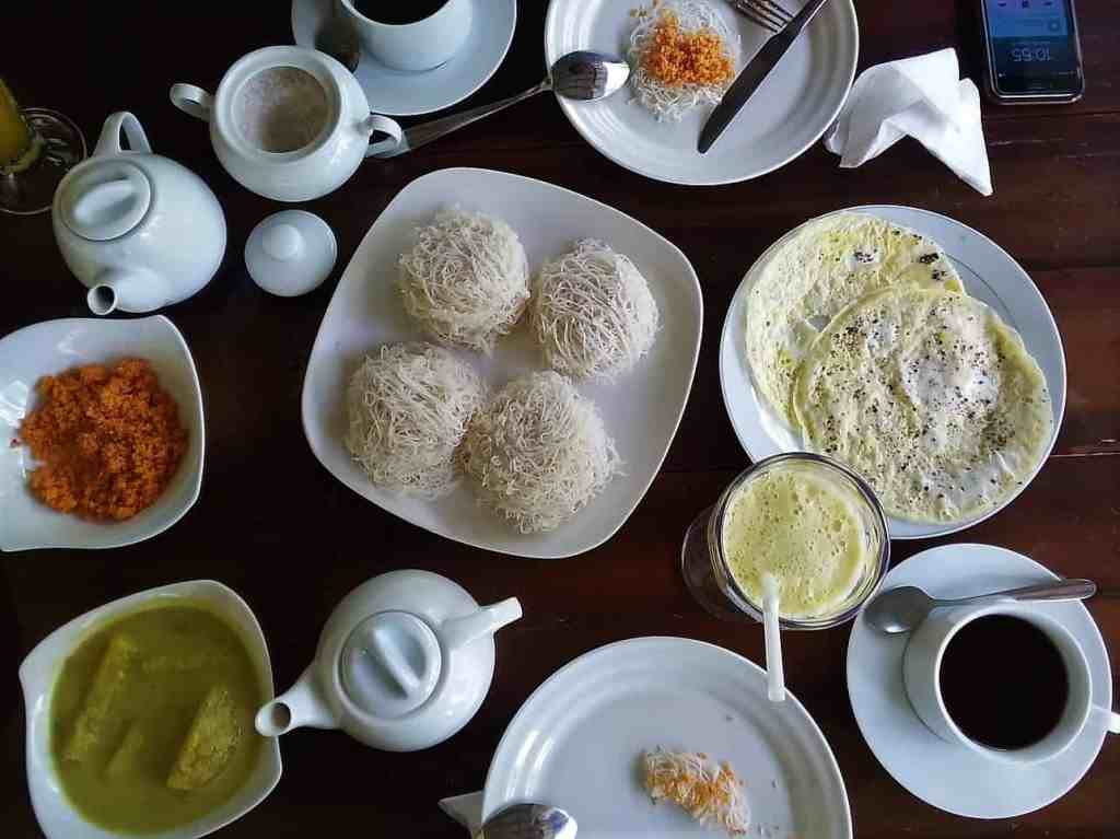 Best things to do in Sri Lanka- eat like a local