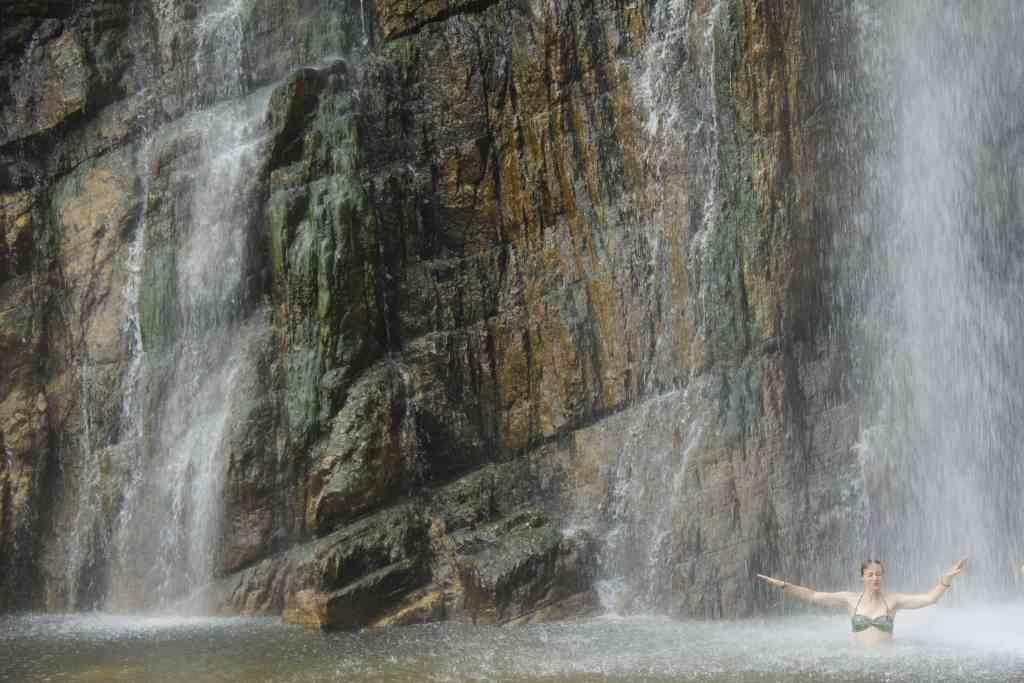 Top experiences in Ella; dip in a waterfall