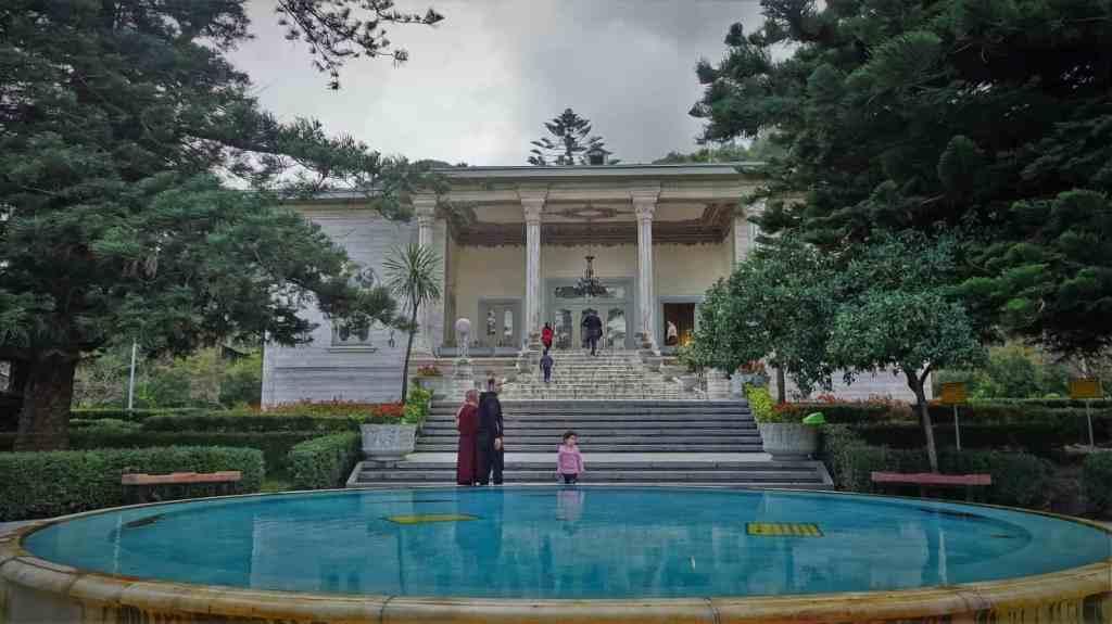 Reasons to visit Ramsar; visit the Ramsar Palace Museum