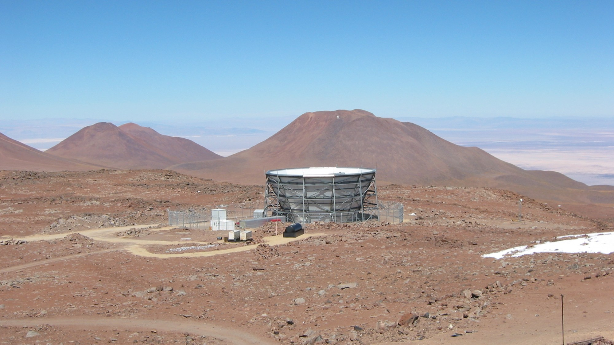 Atacama telescope - Chile