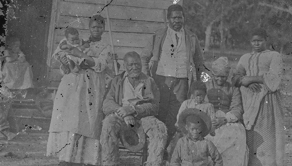 Bound in wedlock: Professor of history explores slavery's shackles on black families